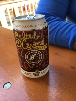 Yes, salted caramel beer
